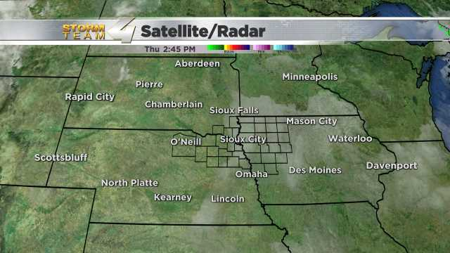 Maps and Conditions - KTIV